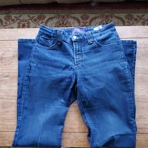 NYDJ Jeans - NYDJ Lift Tuck Technology Blue Jeans - 6
